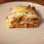 Vegetarische Lasagne