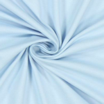 Hellblau - 92,5% Bio-Baumwolle, 7,5% Elasthan