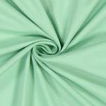 Mintgrün - 92,5% Bio-Baumwolle, 7,5% Elasthan