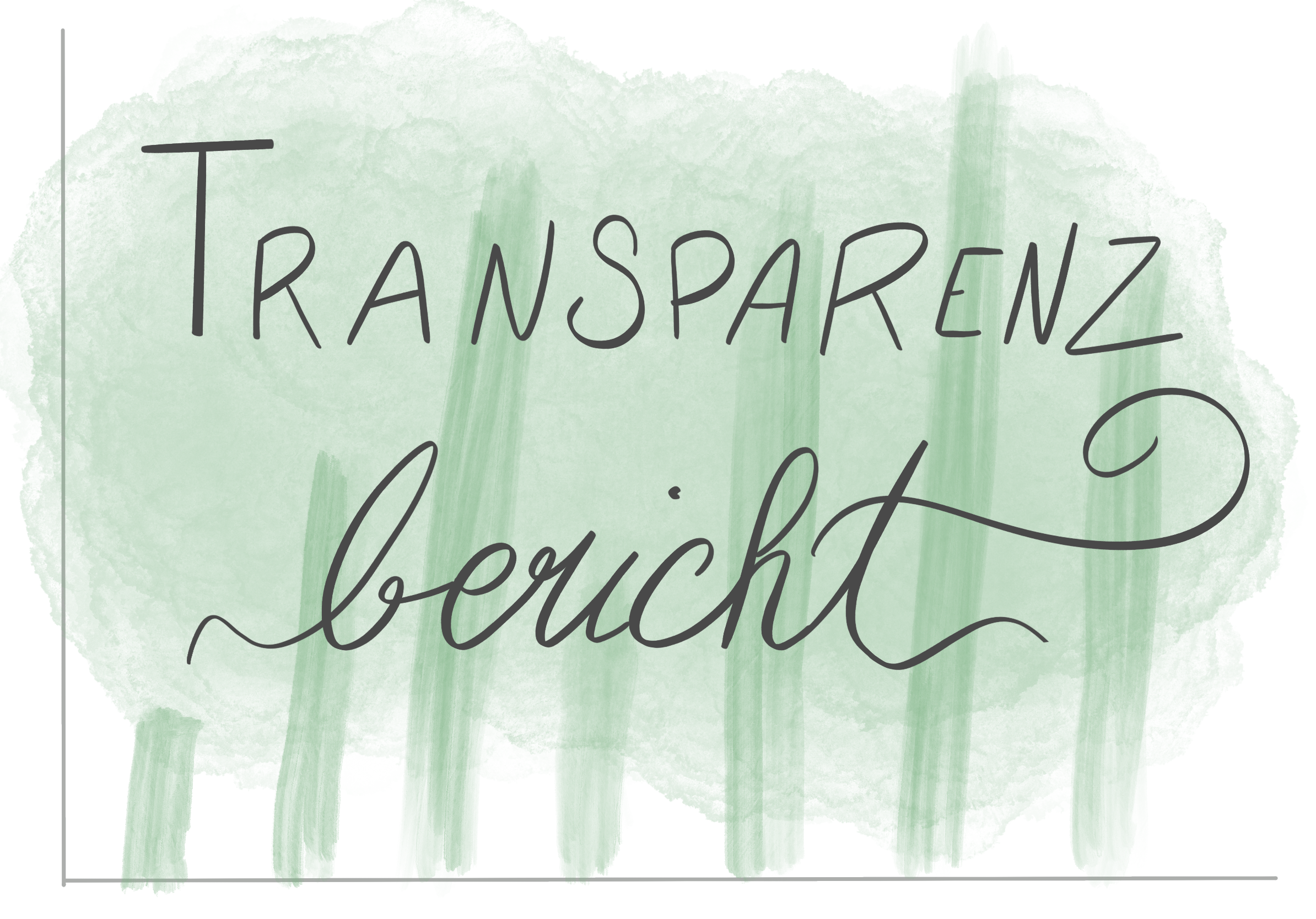 Transparenzbericht August 2020